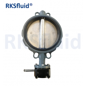 150 lbs carbon steel body butterfly valve rubber lining butterfly valve