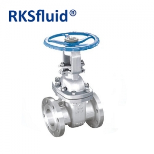 Cast Steel/Stainless Steel, WCB&CF8&CF8M Flanged&Welded Flexible Wedge Bolted Bonnet Rising Stem Gate Valve