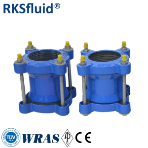 China supplier flange adaptor for ductile iron pipe S5100