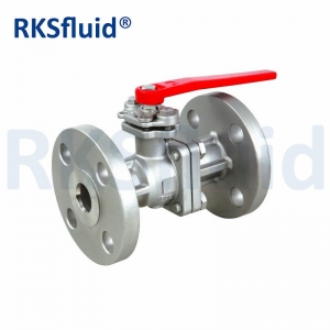 Factory wholesale 2PC class150 2in 3in 4in 6in 8in 10in CF8 ansi floating ball valve