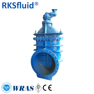 Good quality metal seal no rising gate valve