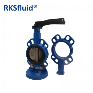 Butterfly valve actuator disc in stainless steel