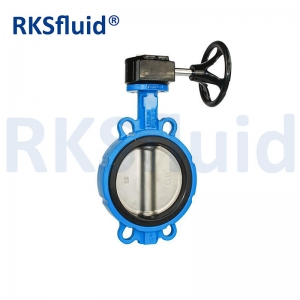 high quality epdm seat butterfly valve manual butterfly valves