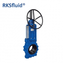 China CMO GH series mining slurry knife gate valve factory