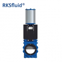 China CMO slurry knife gate valve--GD series factory