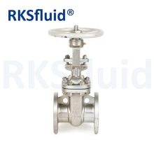 China DN100 PN16 WCB Body metal Seated Gate Valve Manual Stainless Steel Gate Valve factory