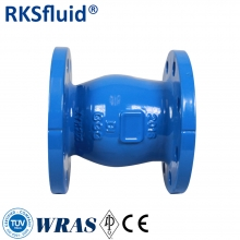 China Flange connection normal temperature/pressure silent check valve factory