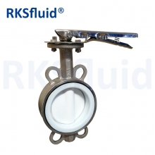 Factory ptfe lined valve distributor ptfe valve product ptfe valve packing