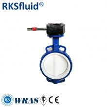 Food grade butterfly valve goggle valves DN350