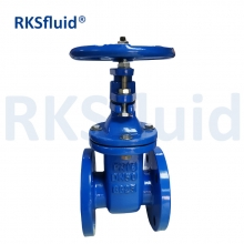 China Hand Operated Compression Metal Gate Valve Brass Seat Metal Seal Gate Valve factory