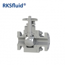 China High pressure 100% quality test warranty forged floated ball valve factory