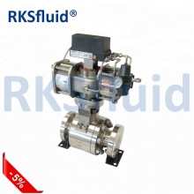 China High temperature ball valve for chemical fiber applications factory