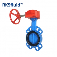 Butterfly valve coated with epoxy resin