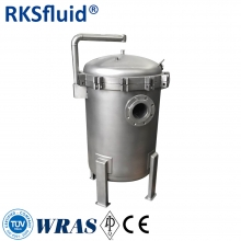 China Professional Manufacturer Bag filter factory