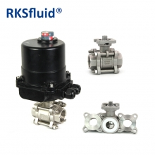 China Quality stable ISO DN 25 control standard ball valve 3pc floating ball valve factory