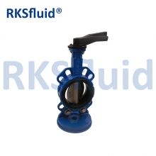 China Stainless steel butterfly valve SS valve factory