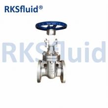 China Steel API600 Hand Wheel Flanged Wcb Gate Valve factory