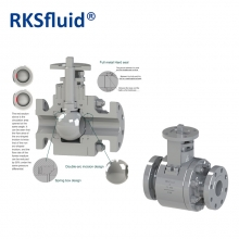 China ULTRA-SEAL forge Floating ball type valve good products manufacturers patent commodity 2 pieces ball valve factory