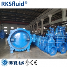 Double eccentric large butterfly valve drawing butterfy valve